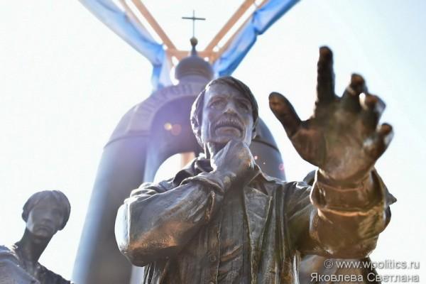 "Фестиваль ""Чемодан"" в Суздале."