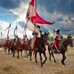 Пограничная битва XVII века в музее-заповеднике «Коломенское»