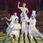 Московский театр мюзикла поздравит Москву номерами из «Принцессы цирка» и песнями Утёсова