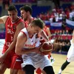Чемпионат Европы по баскетболу в четырех странах