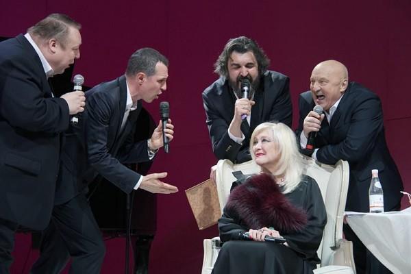 Юбилей Ирины Мирошниченко в родном театре