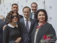 Церемония награждения деятелей культуры и искусства государственными наградами Российской Федерации и ведомственными наградами Минкультуры России
