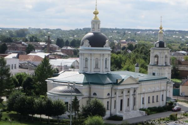 Культурная, познавательная, православная и спортивная Коломна