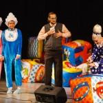 Музыкальный спектакль-игра для всей семьи – «Вредные советы» по произведениям Григория Остера