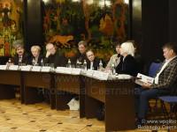 Круглый стол II Всероссийского конкурса артистов  балета и хореографов.
