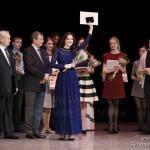 Церемония награждения II Всероссийского конкурса артистов балета и хореографов — 2017г.