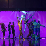 Детский музыкальный театр им. Наталии Сац: премьера футуристического балета «Аэлита»