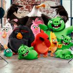 Впервые в Москве: Angry Birds спасают Новый год
