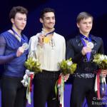 Две российские медали в третий день Чемпионата Европы.