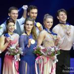 Четыре российские медали в последний соревновательный день Чемпионат Европы.