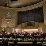 Всероссийский музыкальный конкурс в Концертном зале имени Чайковского