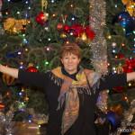 Дарим. Добро! Благотворительная Рождественская Елка в Храме Христа Спасителя. 9 января 2018 год. Зал Церковных Соборов.