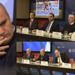 Чемпионат Европы: подготовка российской команды… и борьба за сферы влияния в Афинах