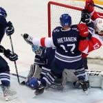 Зубодробительное московское хоккейное дерби