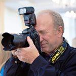 Пятидесятилетие творческой деятельности фотожурналиста Зуева.