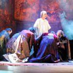 Трагедия Шекспира «ЮЛИЙ ЦЕЗАРЬ» в театре «Модерн»