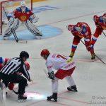 Первый контрольный матч хоккейной сборной на «ПЯТЬ»!