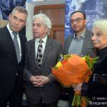Артистическая «Дмитрий Хворостовский» в «Геликон-опере».