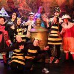 «Пчелиная история» в Детском музыкальном театре юного актера