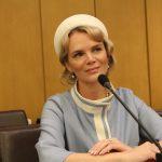 Марии Буше удалось «растопить лед» санкций на Собрании ООН благодаря этикету и элегантности