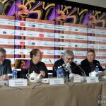 Пресс-конференция 40-го ММКФ