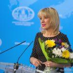 Брифинг официального представителя МИД России М.В.Захаровой, Москва, 7 марта 2018 года
