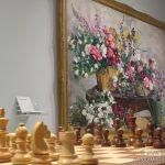 Одиннадцатый  Мемориал Таля по быстрым шахматам  в Москве.