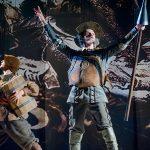 «Русский балет» и юбилей Вячеслава Гордеева: Премьера обновленного «Дон Кихота»