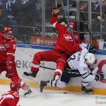 Хоккейное «Динамо» уступает «Спартаку» место в плей-офф.
