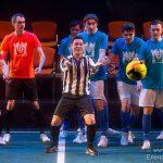 В женский праздник театр «Геликон-опера» пригласил зрителей на оперный футбол