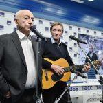 Александр Городницкий: юбилейный концерт к 85-летию