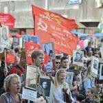 Празднование Дня Победы в 2018 году объединило всю Москву