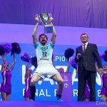«Зенит-Казань» в четвертый раз подряд и в шестой суммарно выиграл мужскую Лигу чемпионов! Михайлов – MVP казанского «Финала четырех»!