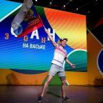 Бесплатный спортивный лекторий Фан-зоны на Ваське —  Санкт-Петербург.