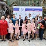 Праздник для детей в Галерее Искусств Зураба Церетели 2 июня