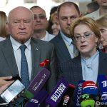 Вероника Скворцова и Лео Бокерия открыли XII Всероссийский форум «Здоровье нации – основа процветания России»