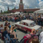 В пятый раз в сердце столицы «оживет» история советского автопрома