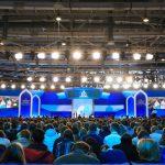 От тактильных картин до шлема виртуальной реальности: что можно увидеть на Международном православном молодежном форуме