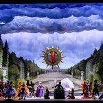 На главной сцене страны прошла российская премьера балета «Хрустальный Дворец» на музыку Алексея Шора