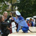В Москве прошел первый Парад собак