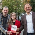 Школьница из Екатеринбурга посетила московский «Театр Луны» и Музей Маяковского