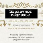 Владимир Преображенский награжден «За вклад в развитие субкультур в России»