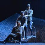 Омский театр драмы завершил гастроли в Москве спектаклем «Три товарища»
