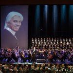 День рождения Хворостовского отметили концертом в театре «Новая опера»