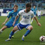 «Динамо» обыграло «Зенит»