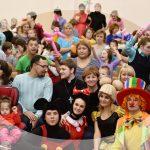 Благотворительная Акция «Новогодний серпантин» для особенных деток – с синдромом Дауна, ДЦП, психиатрическими заболеваниями в ДЦ на Лосиноостровской (в рамках проекта «Пути преодоления») 14 декабря 2018 год