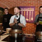 Кулинарный мастер-классе «Высокая европейская кухня с применением пальмового масла»
