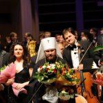 Митрополит Волоколамский Иларион откроет IX Московский Рождественский фестиваль духовной музыки в Доме музыки