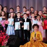 ЮНЫЕ ТАЛАНТЫ РОССИИ 6 апреля Кремлевский дворец