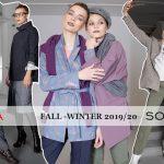 ENDEA представит коллекцию осень-зима 2019-20 на подиуме Moscow Fashion Week в Гостином дворе